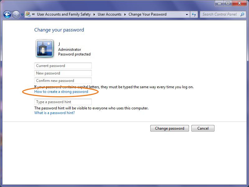 how to make a new account on windows 10