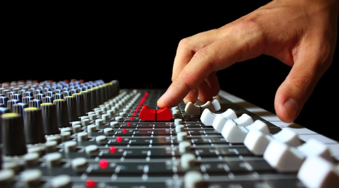 Home Recording Means Never Having to Fix it in The Mix