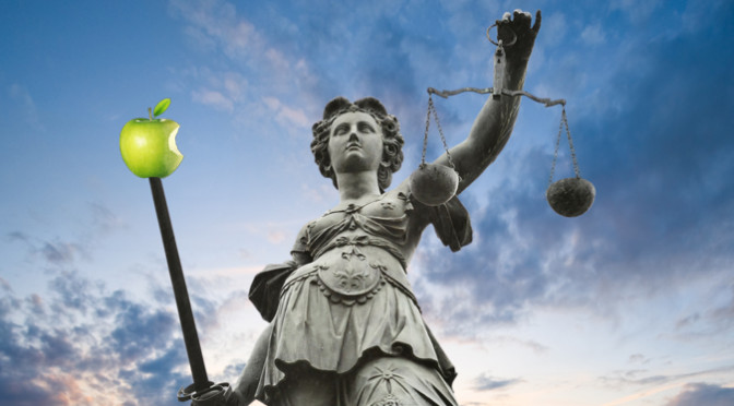 PTJ 147 News: Lady Justice
