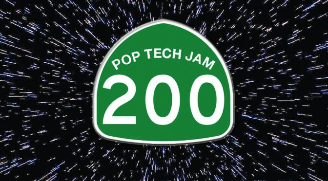 PTJ 200: Excelsior!